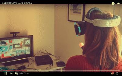 [Communauté] Leçon 1 –  Apprends la VR
