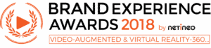brand award experience vr academie