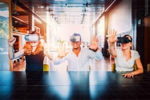 Vr show réalité virtuelle