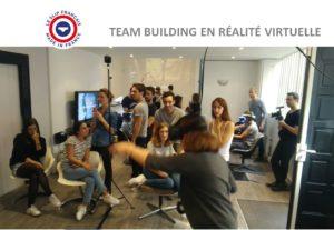 Team-building en réalité virtuelle
