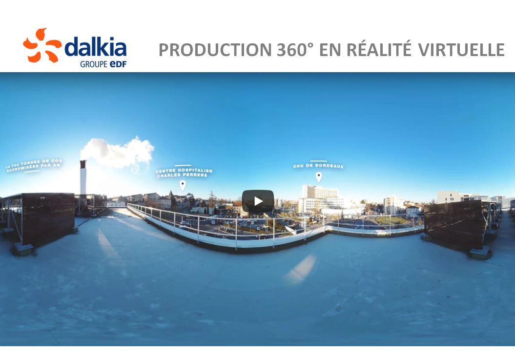 vidéo 360 degrés promotionnelle
