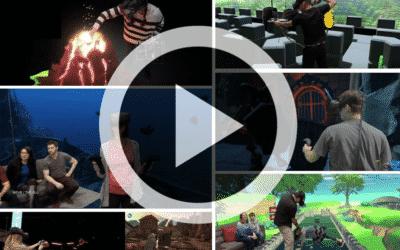 Nos vidéos team building réalité virtuelle