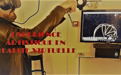 La réalité virtuelle au service de l'art en trois dimensions