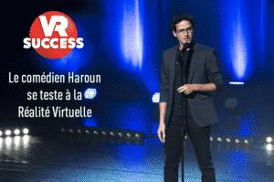 Haroun à la Vr Académie