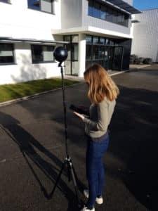 tournage vidéo 360