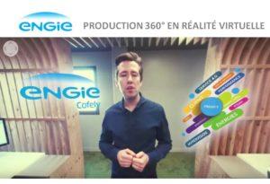 Production vidéo 360