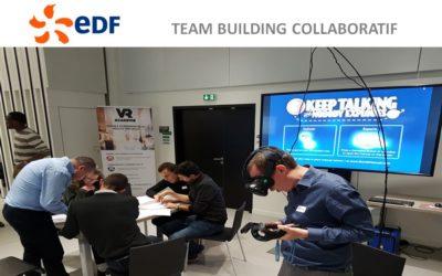 Activités de groupe team building EDF LAB – Paris Saclay