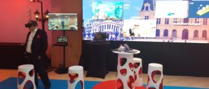 animation événement d'entreprise
