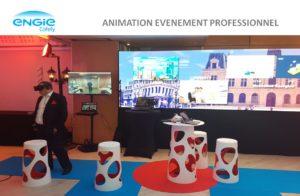 animation événement professionnel
