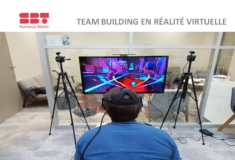 animation du team building entreprise vr académie