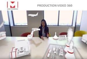 tournage vidéo 360 vr academie