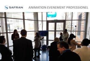 Animation événementielle d'entreprise vr academie