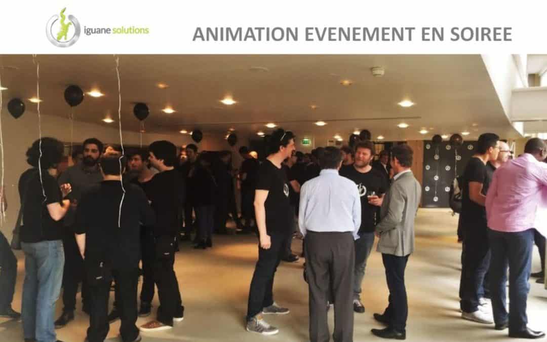 ► Réalité virtuelle pour la soirée d'inauguration de Jurassic World à Paris