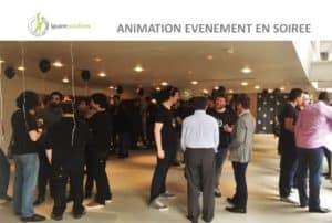 réalité virtuelle pour la soirée d'inauguration vr academie