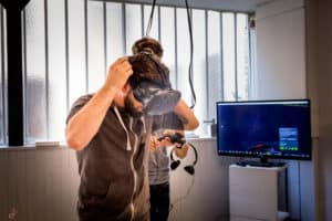 Animation VR Entreprise - Photo onboarding