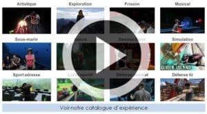 animation soirée entreprise catalogue expérience réalité virtuelle