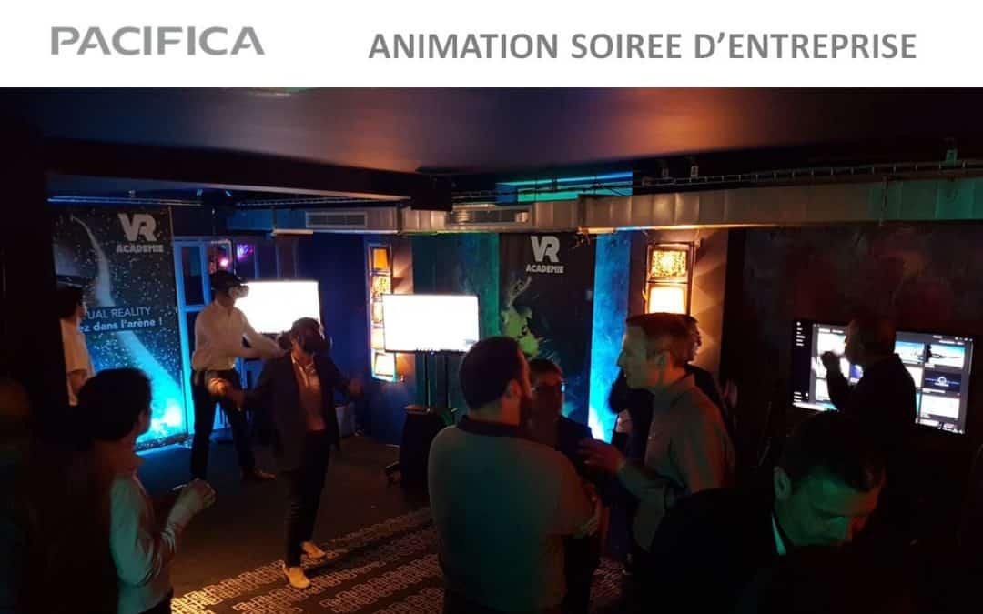 ► Puzzle it Yourself adopte la réalité virtuelle pour son animation de séminaire d'entreprise à Paris