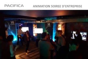 Animation de Séminaire d'Entreprise à Paris vr academie