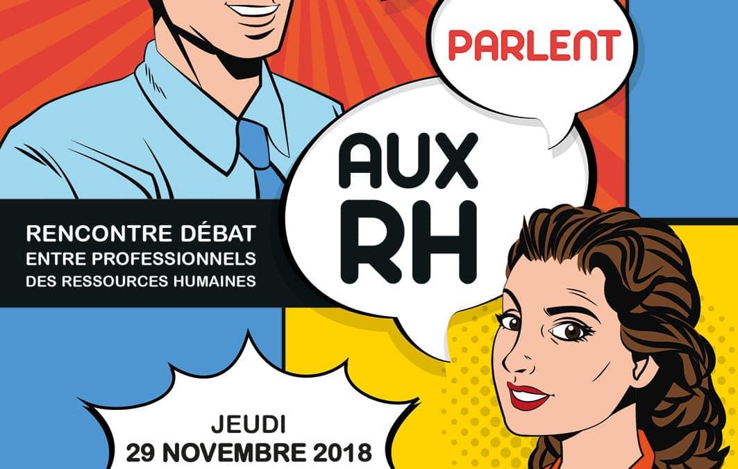 VR Académie en démonstration à l'événement les RH parlent aux RH