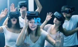Teambuilding entreprise en réalité virtuelle VR ACADEMIE