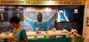 animation point de vente en réalité virtuelle