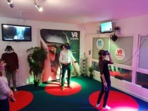 salle de réalité virtuelle a levallois-perret challenge fruit ninja