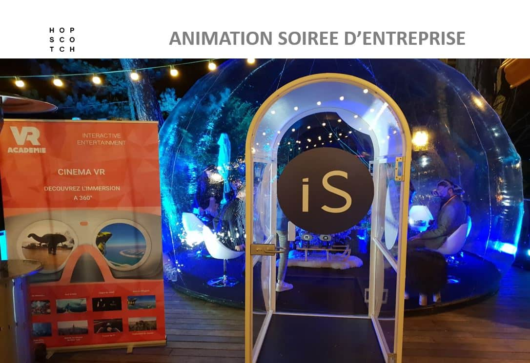 stand_animation bulle immersive 360°