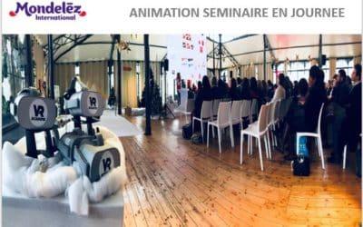 Une animation immersive pour un séminaire sur le thème de la montagne