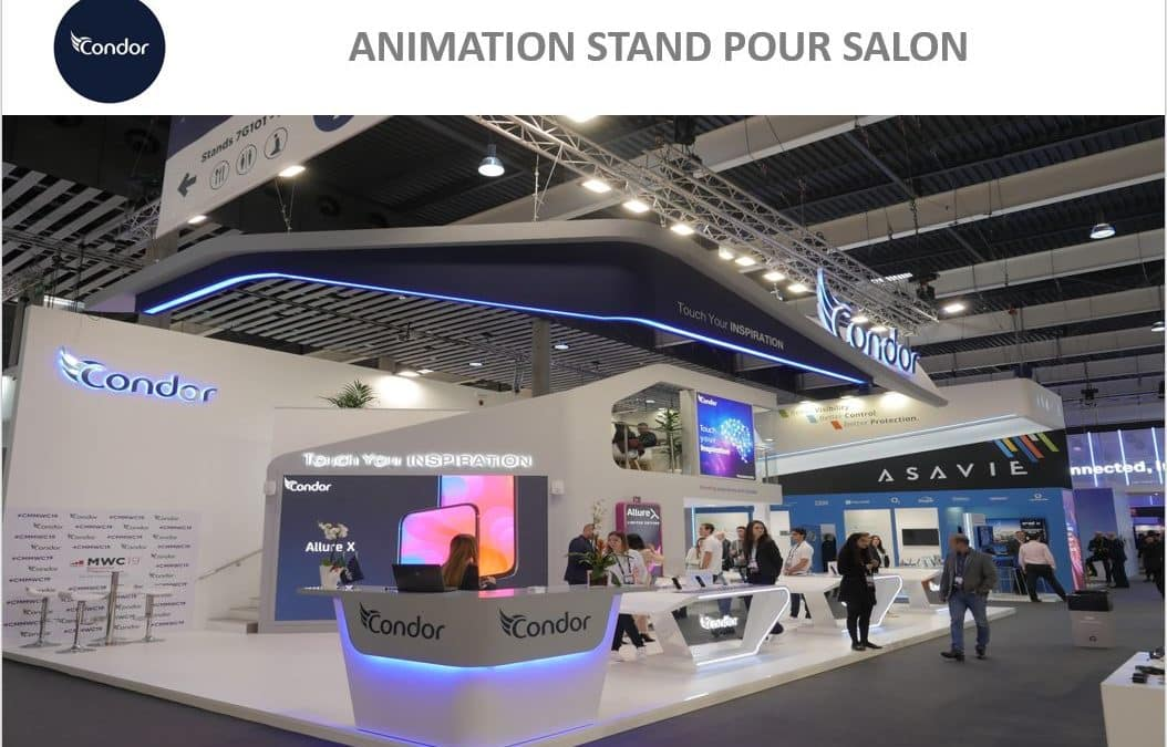 Salon Condor Barcelone