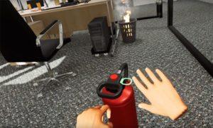 journée sécurité formation incendie exctincteur