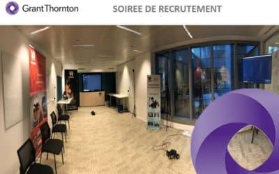 Grant Thornton dynamise sa session de recrutement avec la réalité virtuelle