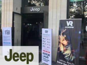 jeep animer son magasin avec la réalité virtuelle