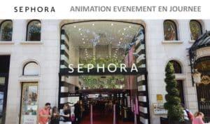 sephora animer son magasin avec la réalité virtuelle