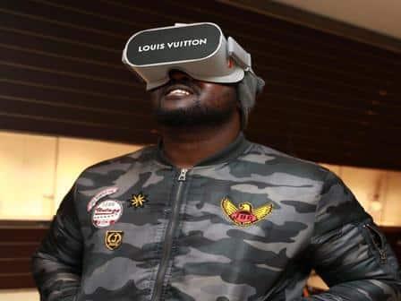 louis vuitton casque réalité virtuelle