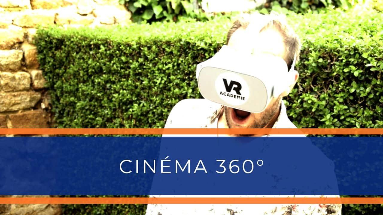 Location animation réalité virtuelle - Animation réalité virtuelle Cinéma 360°