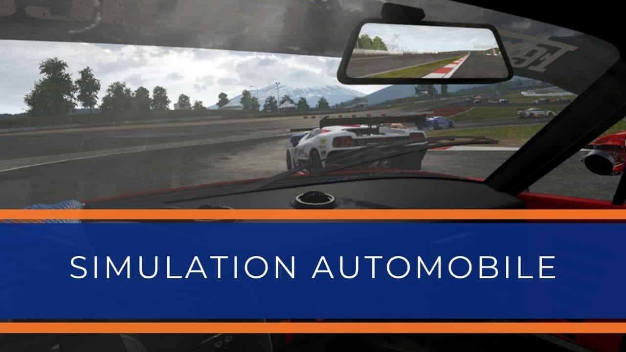 Location animation réalité virtuelle - Animation réalité virtuelle Simulation auto