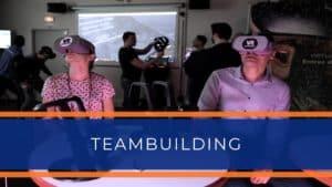 Animation en Réalité Virtuelle - TeamBuilding