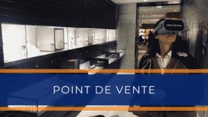Animation réalité virtuelle pour Magasin Point de vente Centre commercial evenementiel
