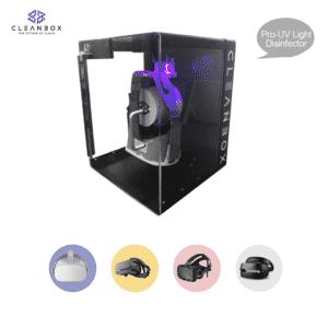 sterilisateur UV Cleanbox CX1 VRACADEMIE