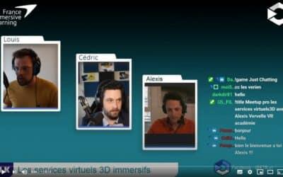 Presse TV – Débat sur les services virtuels – ETR